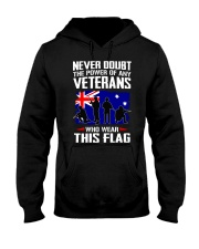Wear This Flag Hooded Sweatshirt thumbnail