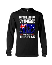 Wear This Flag Long Sleeve Tee thumbnail