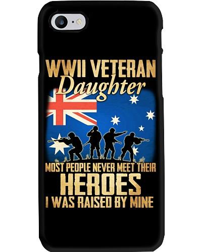 WWII Veteran Daughter