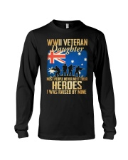 WWII Veteran Daughter Long Sleeve Tee thumbnail