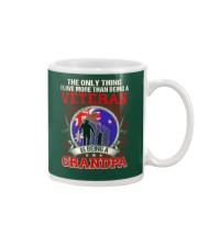 Australian Veteran Grandpa-The Only Thing Mug thumbnail
