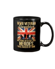 WWII Veteran Daughter Mug tile