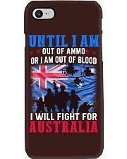 Fight For Australia Phone Case thumbnail
