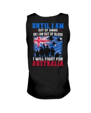 Fight For Australia Unisex Tank thumbnail