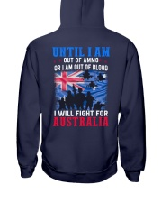 Fight For Australia Hooded Sweatshirt thumbnail