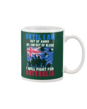 Fight For Australia Mug thumbnail