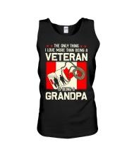 Being A Grandpa Canada Unisex Tank thumbnail