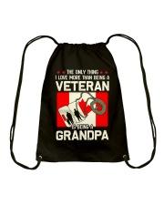 Being A Grandpa Canada Drawstring Bag thumbnail
