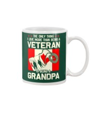 Being A Grandpa Canada Mug thumbnail
