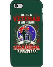 Australian Veteran Grandpa-Priceless Phone Case thumbnail