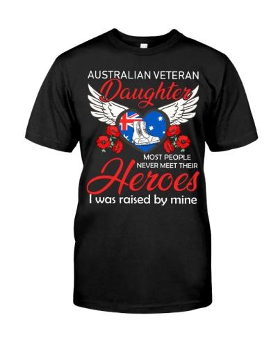 Australian Veteran Daughter-Hero
