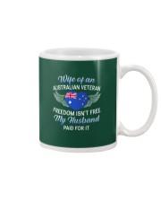 AU Veteran's Wife-Husband Paid Mug thumbnail