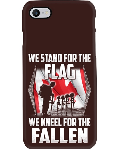 We Stand For The Flag