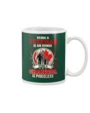 Canadian Veteran Grandpa-Priceless Mug thumbnail