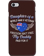 AU WWII Veteran's Daughter-Dad Paid Phone Case thumbnail