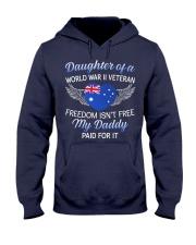 AU WWII Veteran's Daughter-Dad Paid Hooded Sweatshirt thumbnail