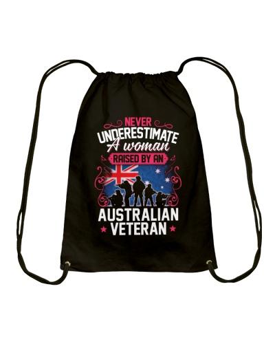 A Woman Raised By An Australian Veteran