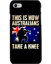 Australians Take A Knee Phone Case thumbnail