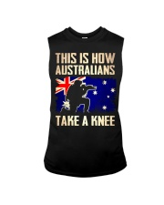Australians Take A Knee Sleeveless Tee thumbnail