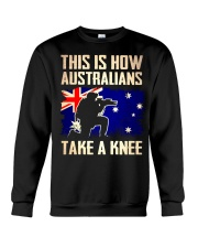 Australians Take A Knee Crewneck Sweatshirt thumbnail