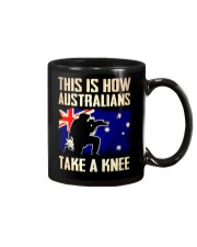 Australians Take A Knee Mug thumbnail