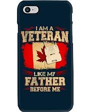 I'm A Veteran Phone Case thumbnail
