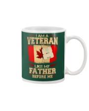 I'm A Veteran Mug thumbnail