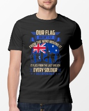 Our Flag Classic T-Shirt lifestyle-mens-crewneck-front-13