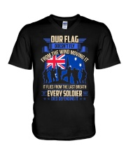 Our Flag V-Neck T-Shirt thumbnail