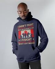 Didn't Fight Hooded Sweatshirt apparel-hooded-sweatshirt-lifestyle-front-09