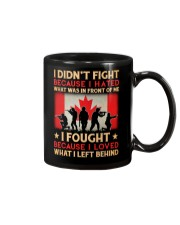 Didn't Fight Mug thumbnail