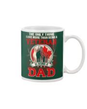 Canada Veteran Dad Mug thumbnail