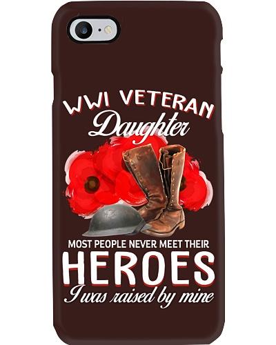 Hero WWI Veteran's Daughter