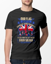 Our Flag Classic T-Shirt lifestyle-mens-crewneck-front-13