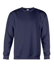 Flew In A Huey Crewneck Sweatshirt front