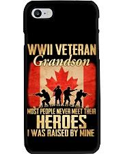 WWII Veteran Grandson Phone Case thumbnail