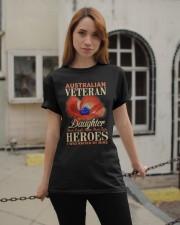 I Was Raised-Australian Veteran Classic T-Shirt apparel-classic-tshirt-lifestyle-19
