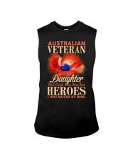 I Was Raised-Australian Veteran Sleeveless Tee thumbnail