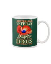 I Was Raised-Australian Veteran Mug thumbnail