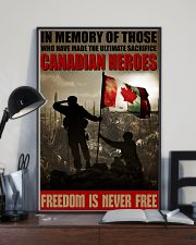 Canadian Heroes 16x24 Poster lifestyle-poster-2