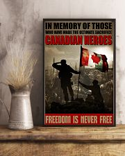 Canadian Heroes 16x24 Poster lifestyle-poster-3