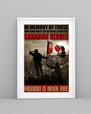 Canadian Heroes 16x24 Poster lifestyle-poster-5