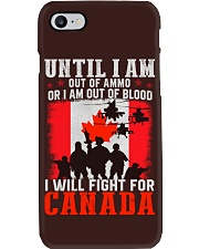 Fight For Canada Phone Case thumbnail