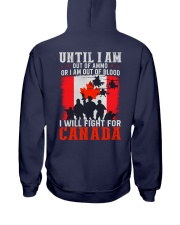 Fight For Canada Hooded Sweatshirt thumbnail