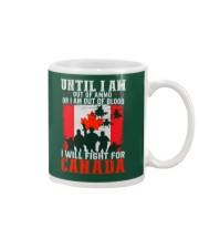 Fight For Canada Mug thumbnail