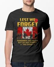 Lest We Forget Classic T-Shirt lifestyle-mens-crewneck-front-13