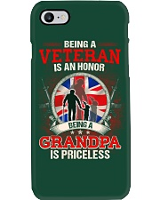 British Veteran Grandpa-Priceless Phone Case tile