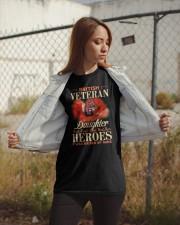 I Was Raised- UK Veteran Classic T-Shirt apparel-classic-tshirt-lifestyle-07
