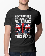 Wear This Flag Classic T-Shirt lifestyle-mens-crewneck-front-13