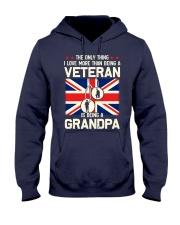 Being A Grandpa British Hooded Sweatshirt thumbnail